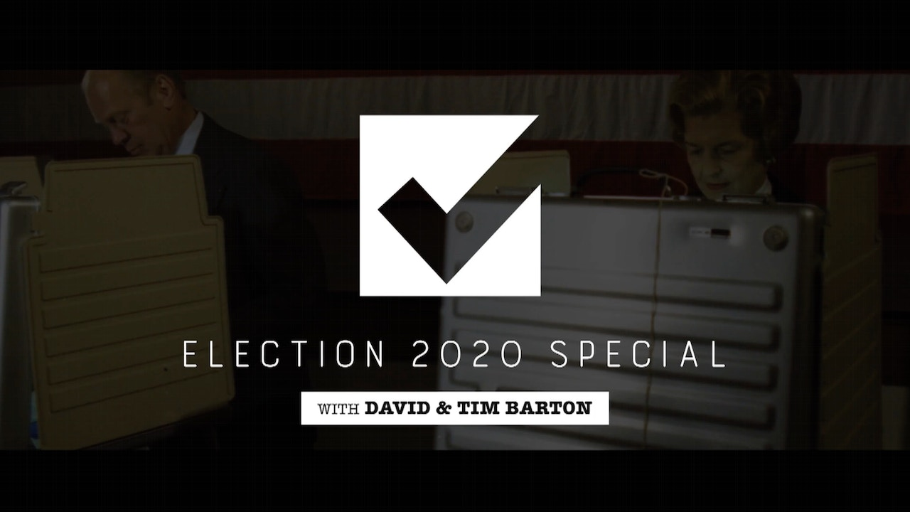 Watch Elections Special with David Barton