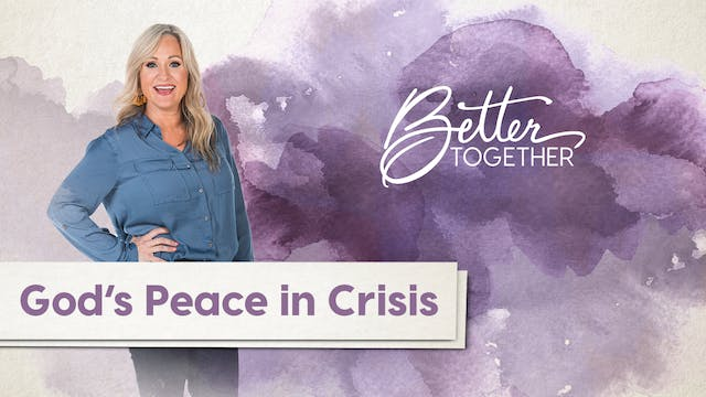 Better Together LIVE | Episode 22