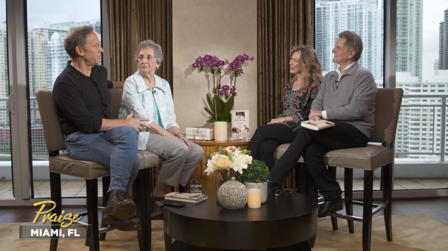 Watch Praise | Mike Rowe & Peggy Rowe | 4/1/19