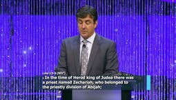 Video Image Thumbnail: Through the Cross: Authority, Power and Obedience