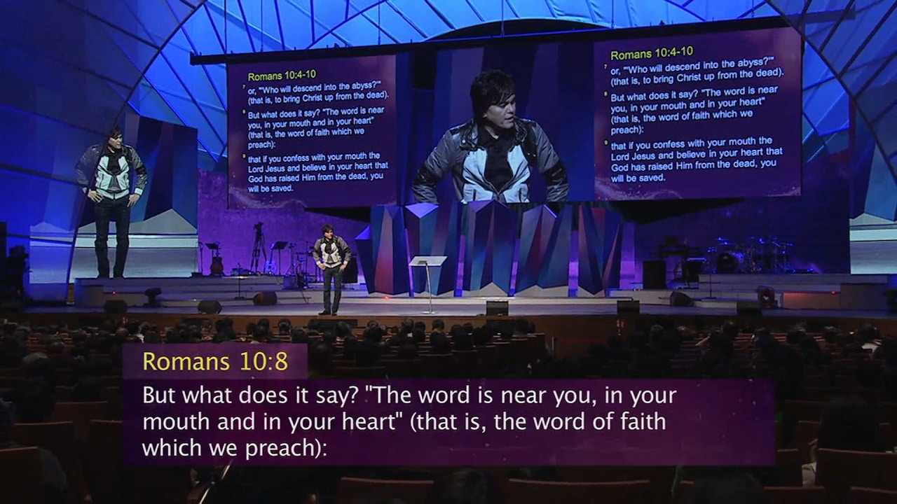 Watch Speak Out By Faith and Win Part 3