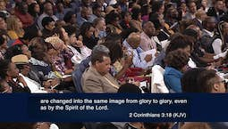 Video Image Thumbnail:Radiating God's Glory Part 3