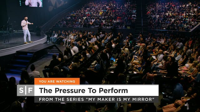 My Maker Is My Mirror: The Pressure t...