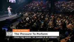 Video Image Thumbnail:My Maker Is My Mirror: The Pressure to Perform Part 2