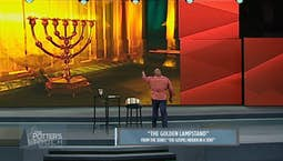 Video Image Thumbnail:The Gospel Hidden in a Tent: The Golden Lampstand