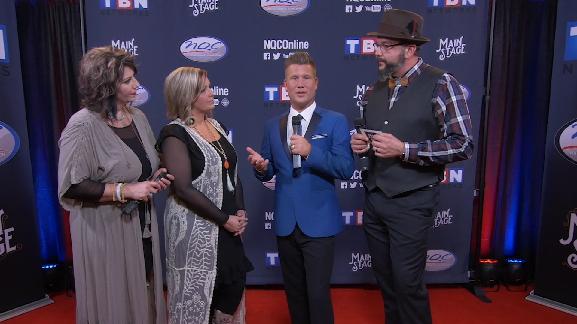Guests Ernie Haase & Signature Sound, Joseph Habedank, and Cana's Voice