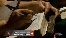 Video Image Thumbnail: Biblical Prayer Builds Persistence Part 2