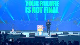 Video Image Thumbnail:Your Failure Is Not Final