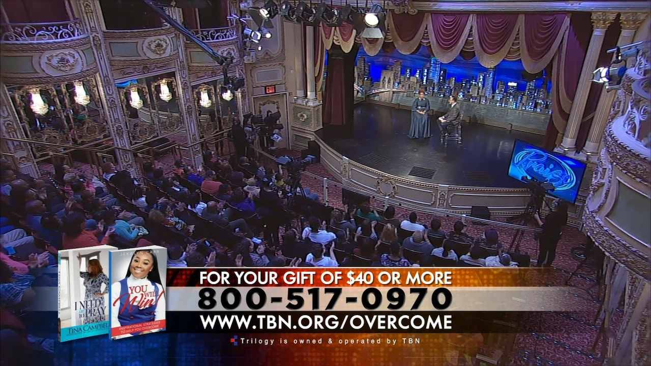 Watch Tina Campbell & Jekalyn Carr:  Your Victory Over Adversity