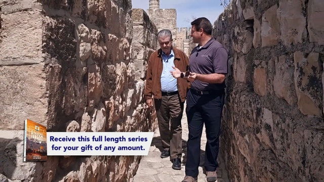 Discover Hidden Israel Part 4: Unlock the Gate to Victory