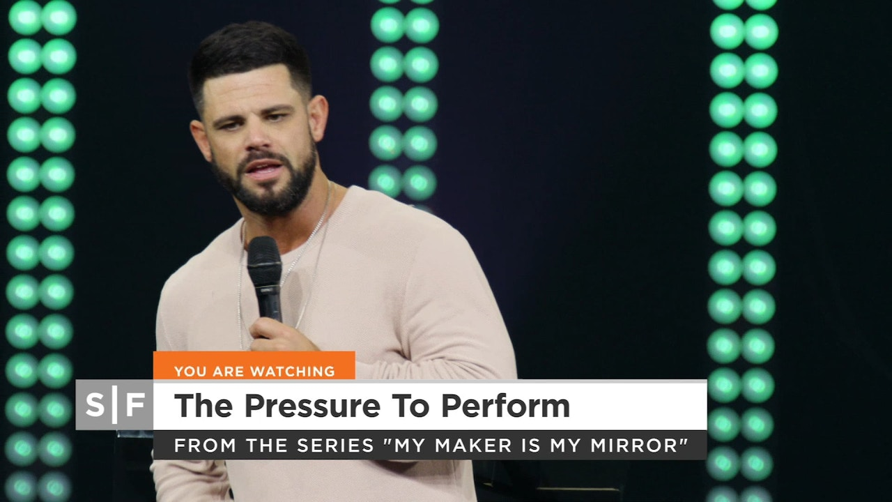 Watch My Maker Is My Mirror: The Pressure to Perform Part 2