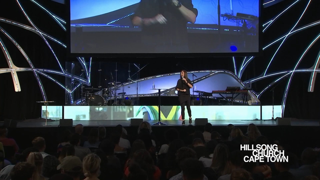 Watch Hillsong Church:  Cape Town
