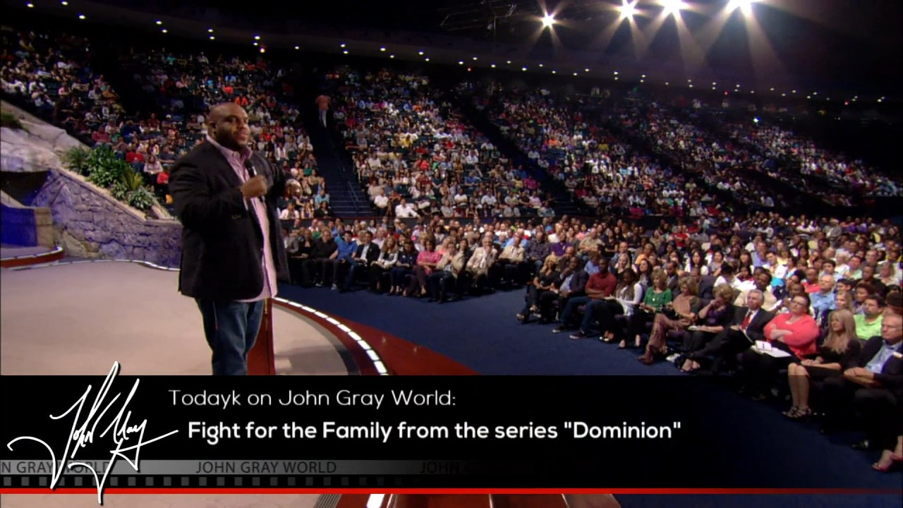 Watch Dominion: Fight for the Family