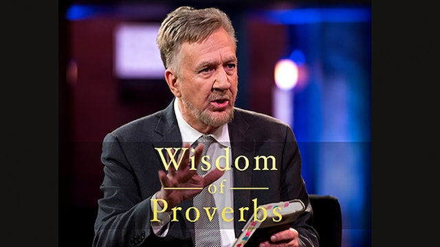 Steven K. Scott: The Wisdom of Proverbs