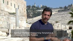 Video Image Thumbnail: Spiritual Warfare: Overcoming Temptation & Stepping Into Your Purpose