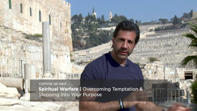 Spiritual Warfare: Overcoming Temptation & Stepping Into Your Purpose