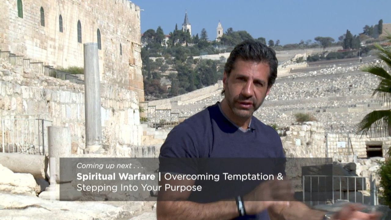 Watch Spiritual Warfare: Overcoming Temptation & Step...