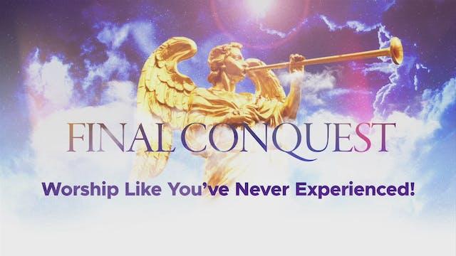 Worship Like You've Never Experienced...