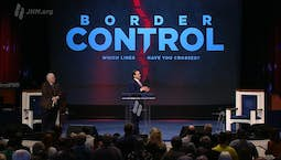 Video Image Thumbnail:Border Control: The Blessing of a Border
