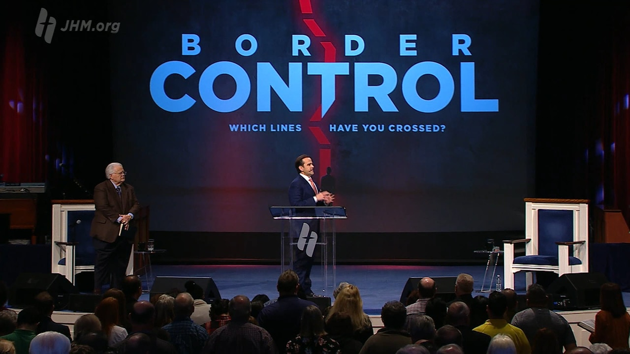 Watch Border Control: The Blessing of a Border