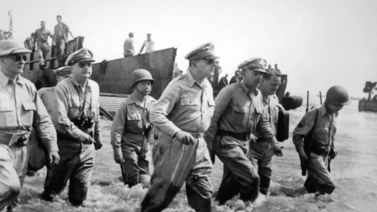 Watch America's Hidden History | Douglas MacArthur