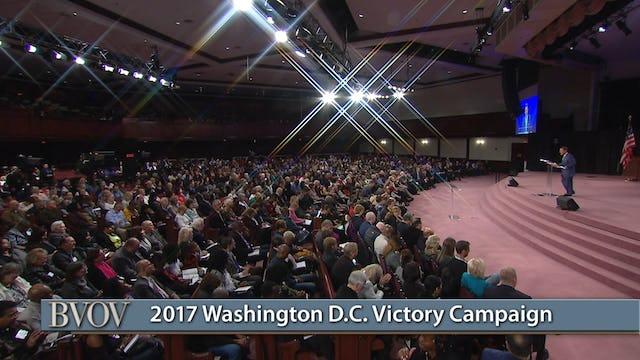 2017 Washington D.C. Victory Campaign