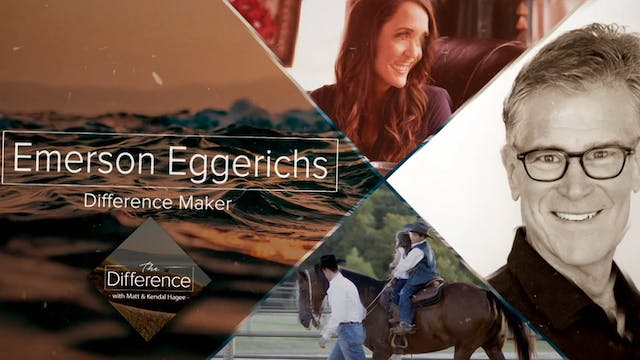 The Difference: Dr. Emerson Eggerichs...