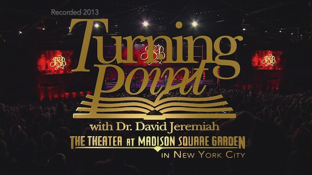 Turning Point at Madison Square Garden in New York City Part 2