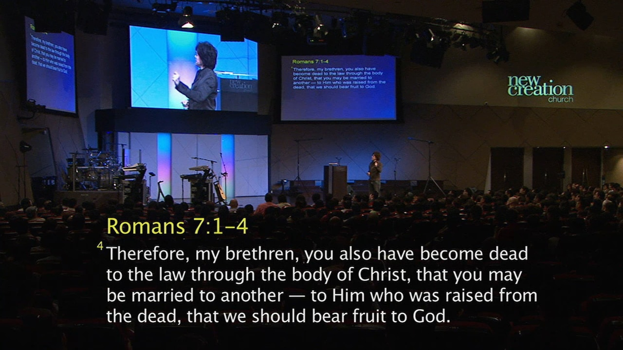 Watch The Romance of Grace: Alive in Christ, Dead to the Law  Part 1