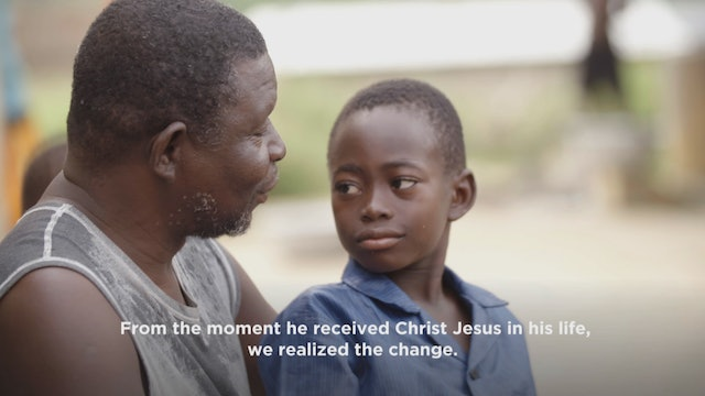 Kevin's Story: The Gift of New Life