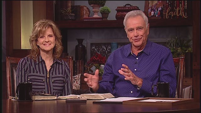 James and Betty Robison - Knowing The...