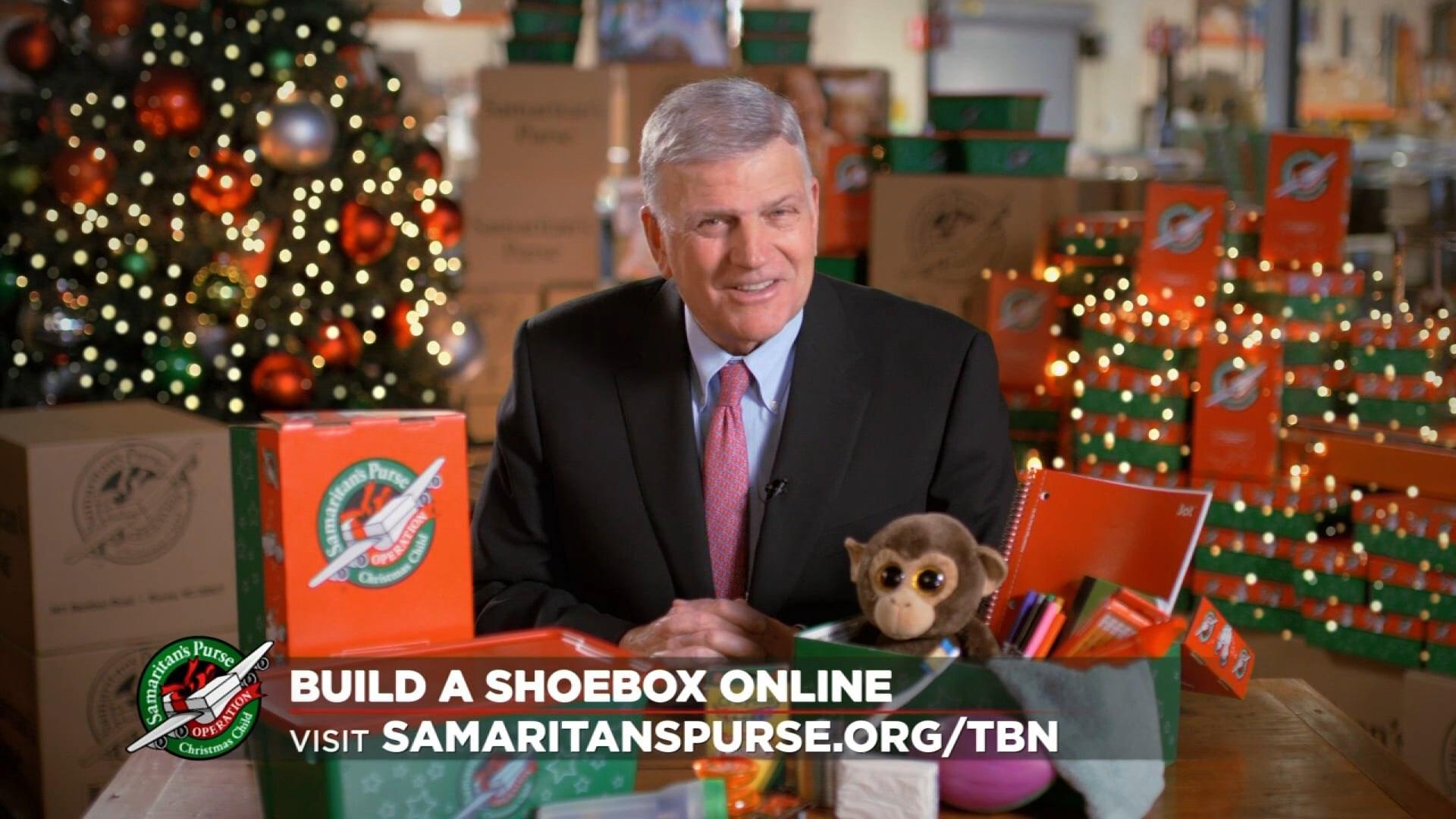 Watch Samaritan's Purse - Operation Christmas Child