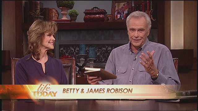 James & Betty Robison | Prevailing Love