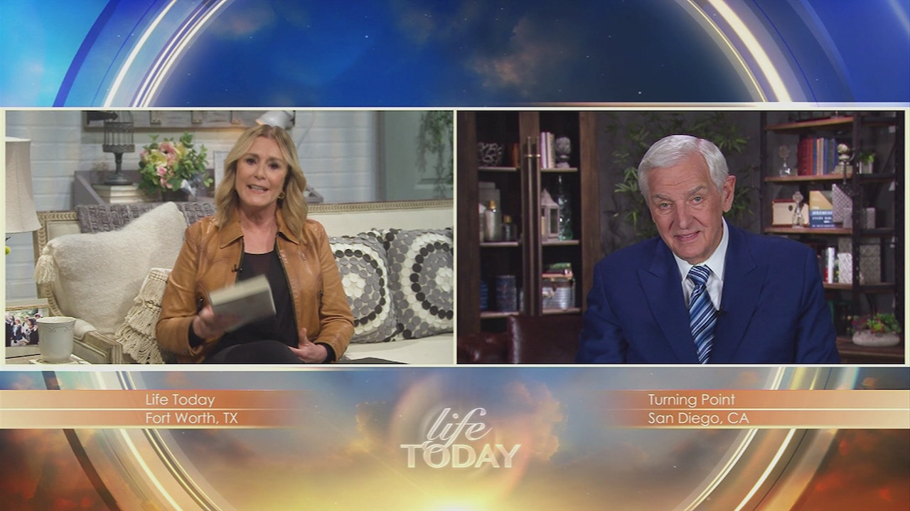 Watch David Jeremiah | Fearless