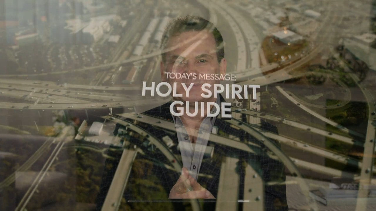 Watch Holy Spirit Guide