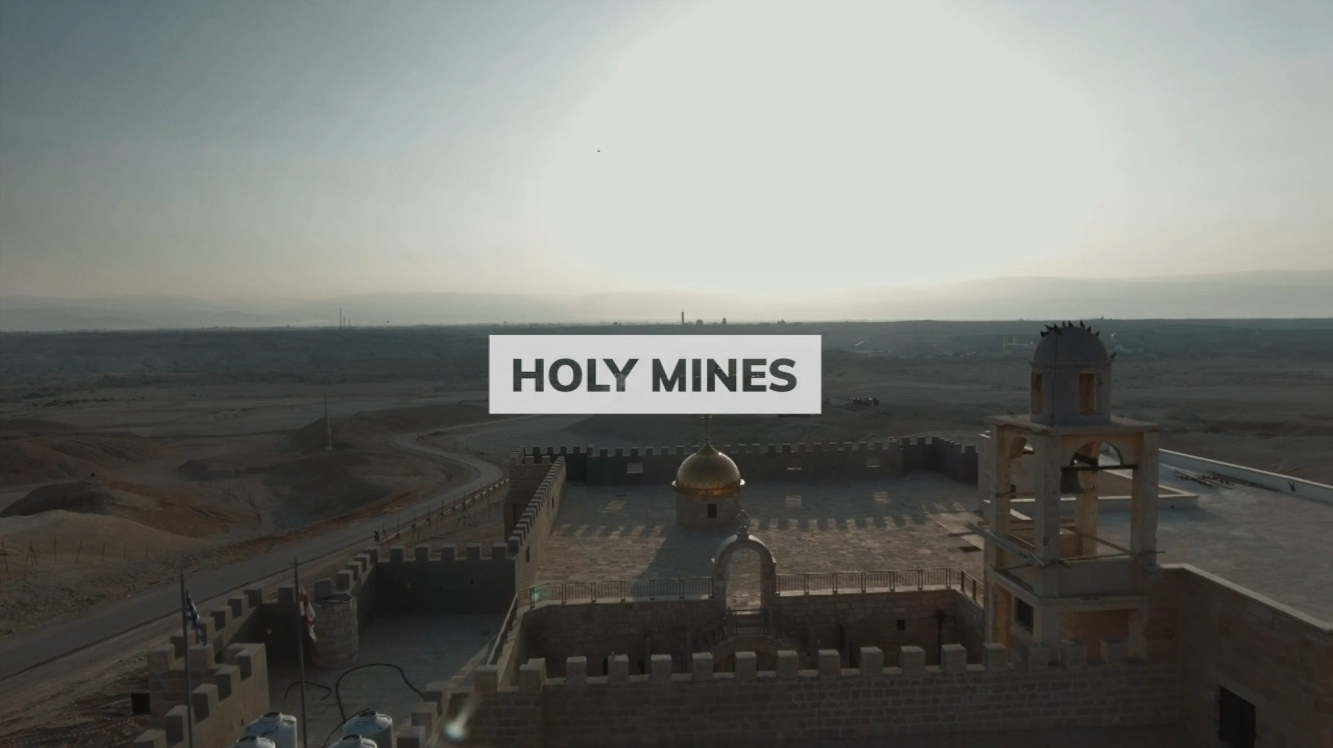 Holy Mines