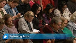 Video Image Thumbnail:Following Jesus