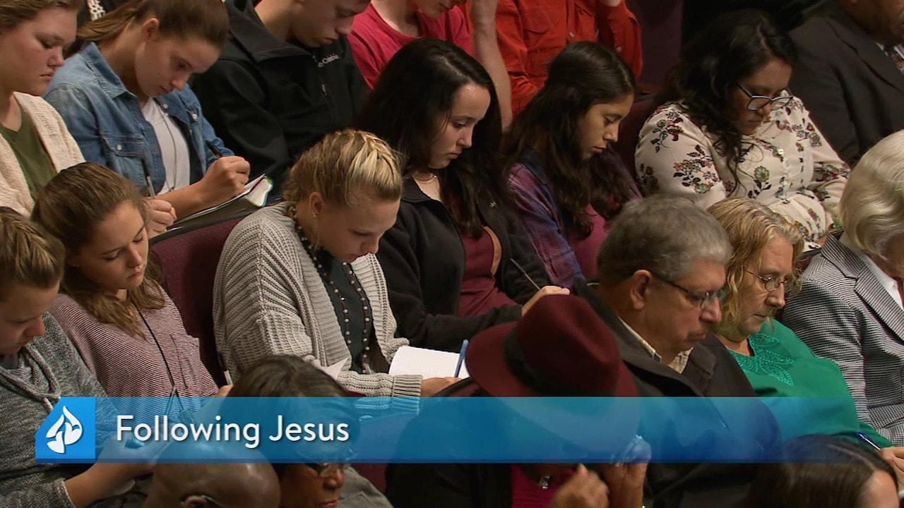 Watch Following Jesus