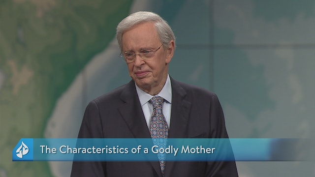 The Characteristics of a Godly Mother