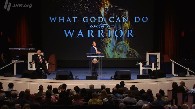 The Battle For Jerusalem: What God Can Do With A Warrior