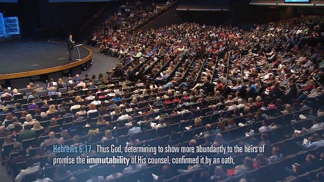 Amazing Grace: Amazing Immutability