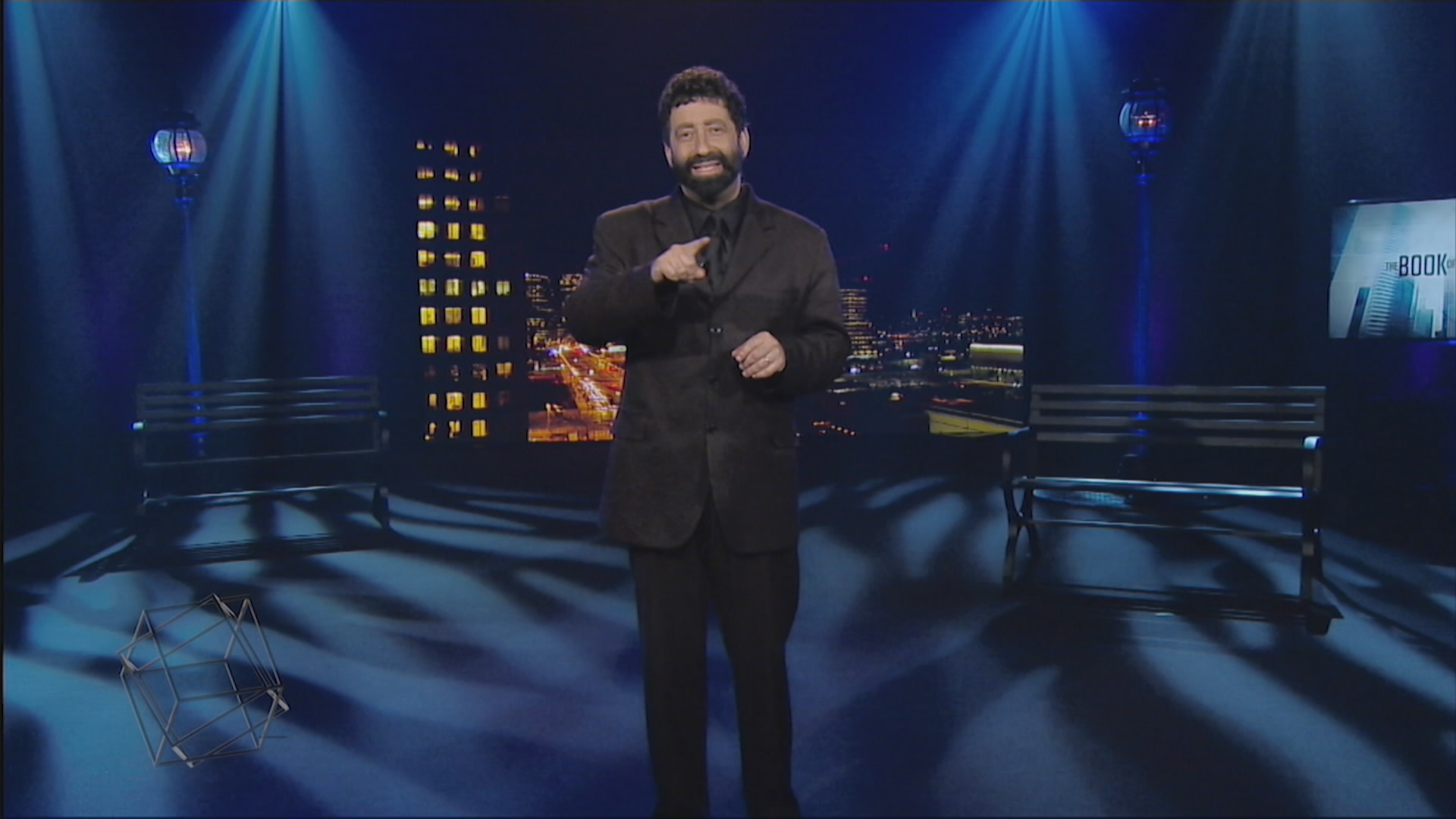 Jonathan Cahn: The Book of Mysteries - Episode 11