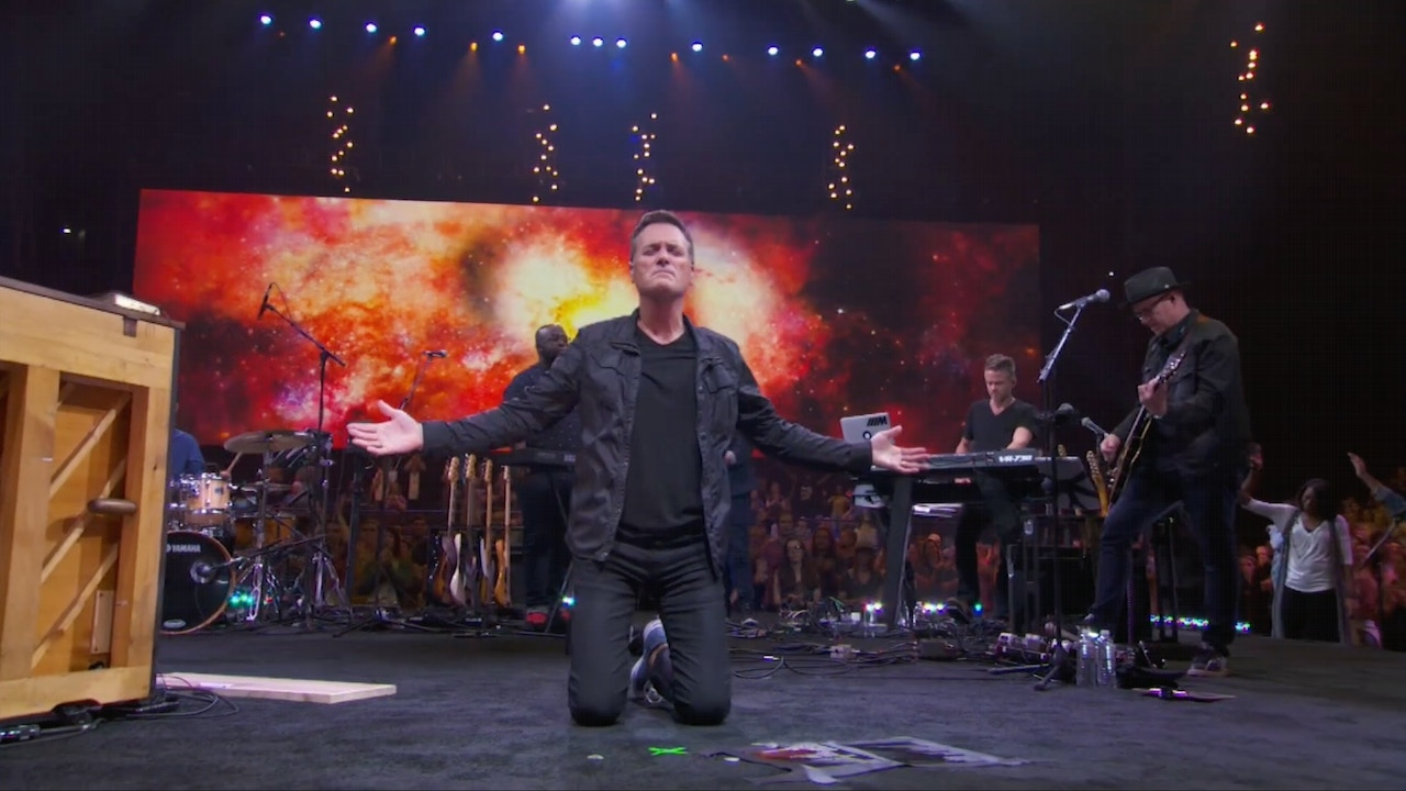 Watch 'Surrounded' with Michael W. Smith
