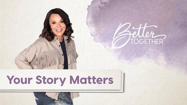 Better Together LIVE - Episode 110