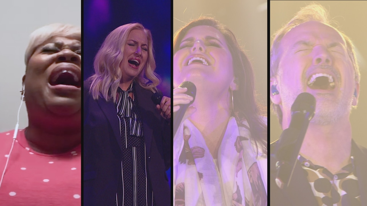 Watch Praise | Todd Dulaney, Mary Alessi, Joseph Garlington, and Maranda Curtis | June 25, 2020