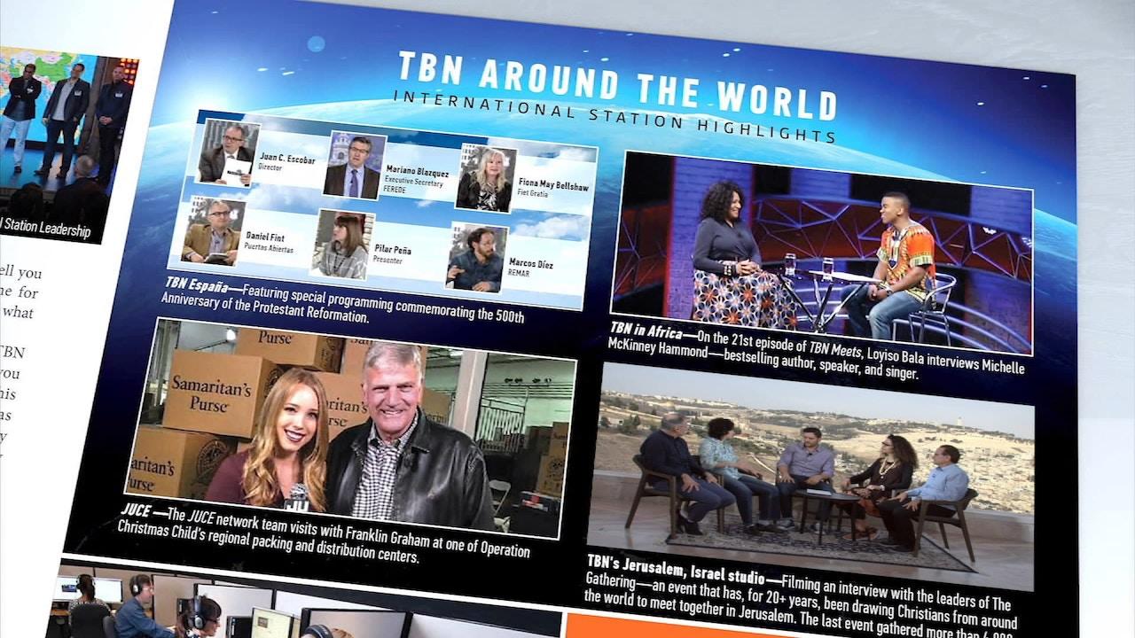 Watch TBN Newsletter 2017