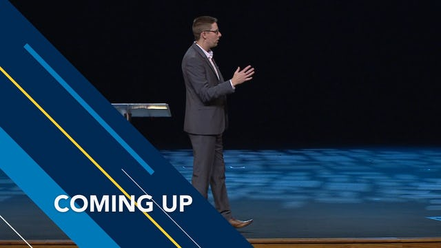 Josh Morris   Created To Be: Build God's Kingdom