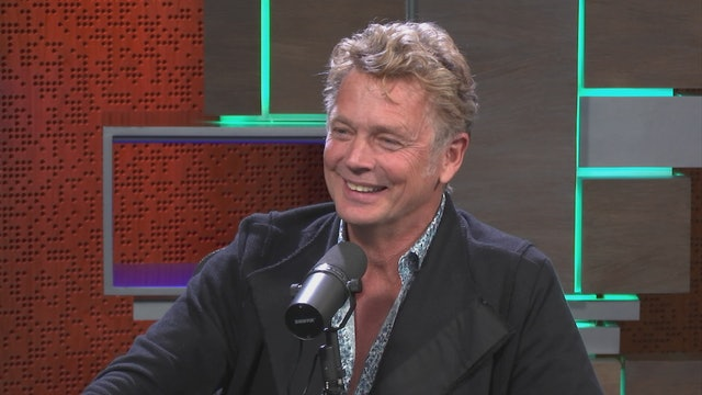 In The Studio with Special Guest John Schneider