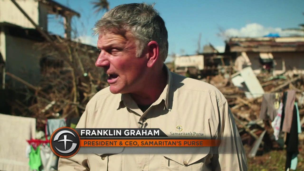 Samaritan's Purse In The Philippines