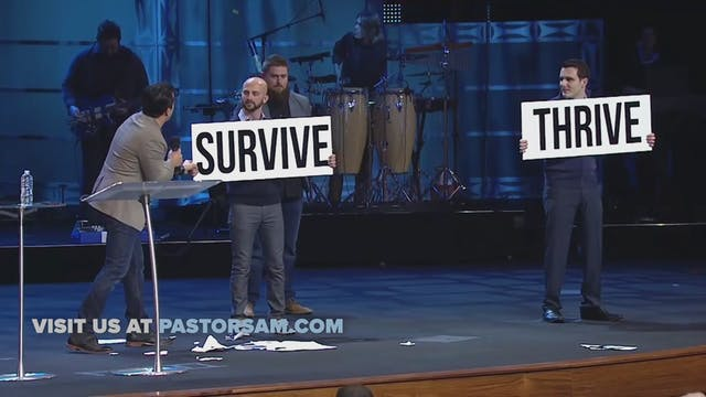 Do Not Survive, Thrive!